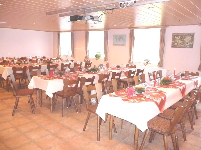 Partyraum mieten in Blumenthal bei Himmelpforten